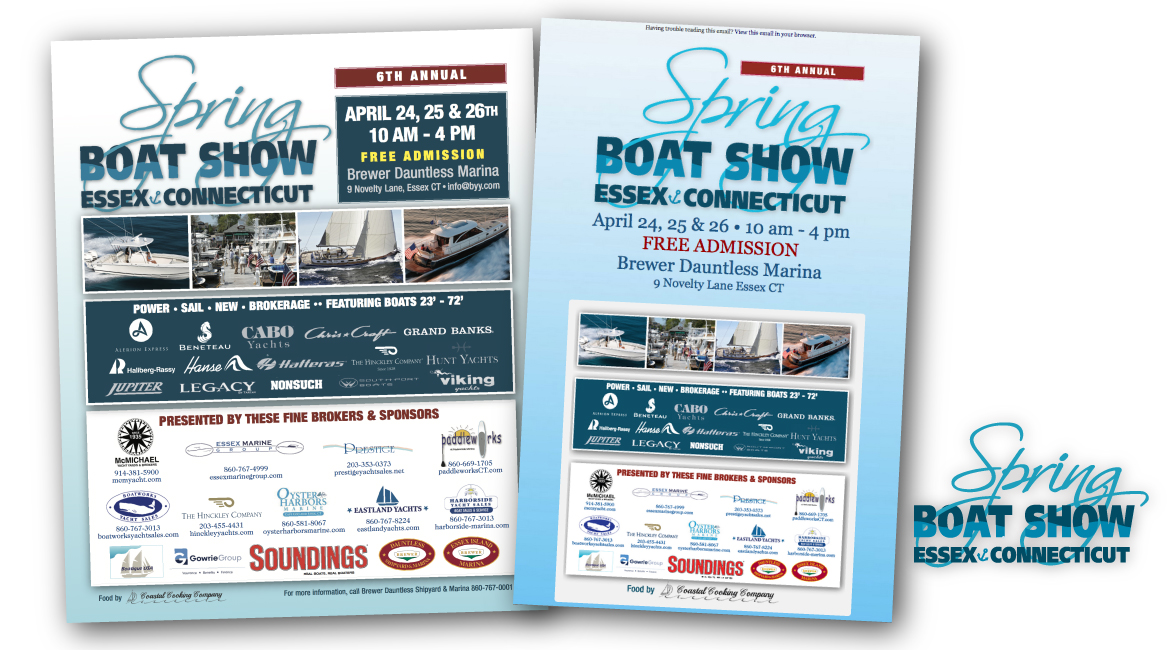 Essex Spring Boat Show